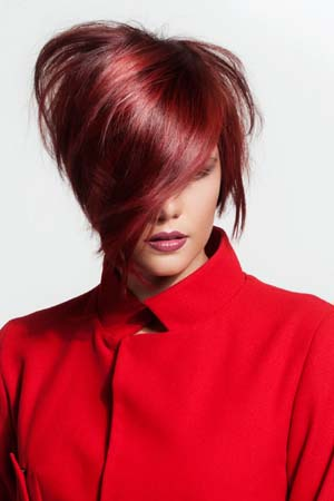 коллекция команды Intercoiffure Mondial